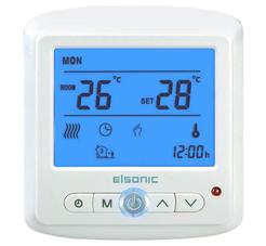周编程液晶温控器