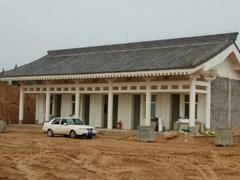 榆林清涧县博物馆电热膜电地暖2期工程
