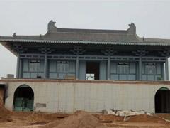 榆林市清涧县博物馆电热膜电地暖1期