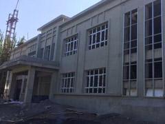 陕西榆林办公楼电热膜电地暖工程