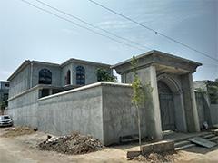 西安市长安县自建新房电地暖安装工程