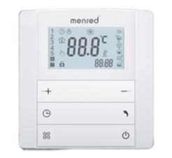 曼瑞德LS3系列周编程采暖温控器