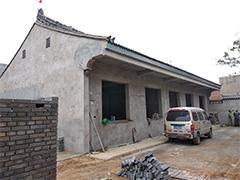 渭南市合阳县自建房家用电地暖安装工程