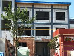 陕西宝鸡眉县自建房电地暖安装工程