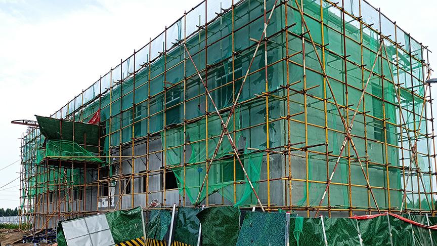 咸阳职业技术学院发热电缆电地暖安装工程